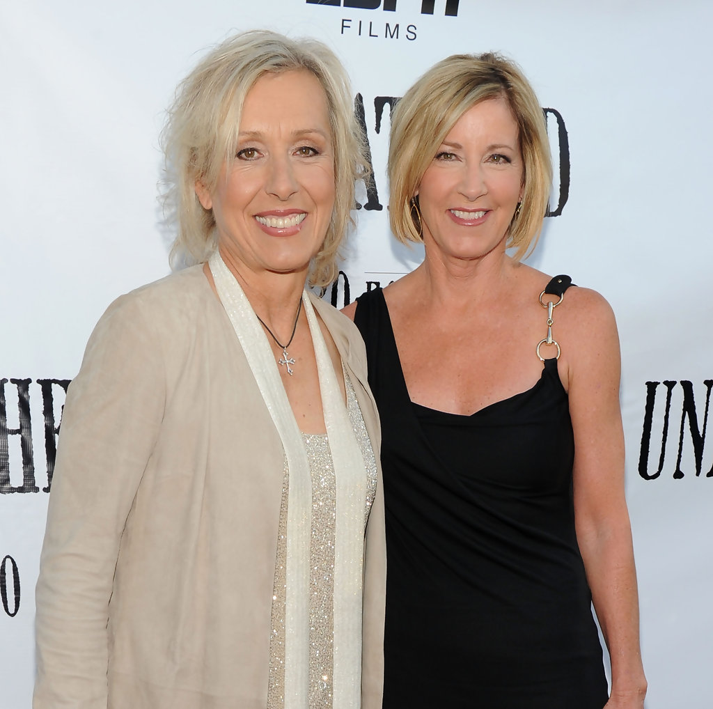 "Martina Navratilova and Chris Evert s s ""Unmatched"