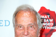 Pat Boone attends the Unplanned Red Carpet Premiere on March 18, 2019 in Hollywood, California.