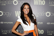 Esther Anderson attends the WHO 'Sexiest People' Party at The Great Hall, University of Sydney, on November 10, 2011 in Sydney, Australia.