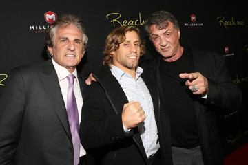 Urijah Faber 'Reach Me' Premieres in Hollywood