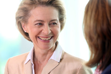Ursula Von Der Leyen Weekly Government Cabinet Meeting