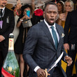 Usain Bolt Celebrities Attend 2019 Melbourne Cup Day
