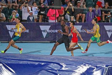 Usain Bolt Nitro Athletics Melbourne