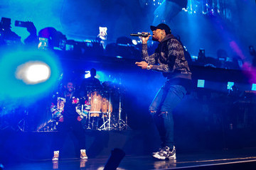 Usher Real 92.3's The Real Show