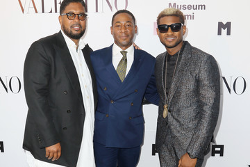 Usher PAMM Art of the Party Presented by Valentino