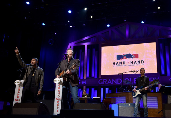 Hand in Hand: A Benefit for Hurricane Relief - Nashville