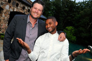 Usher Kicks Off 15th Anniversary Celebration