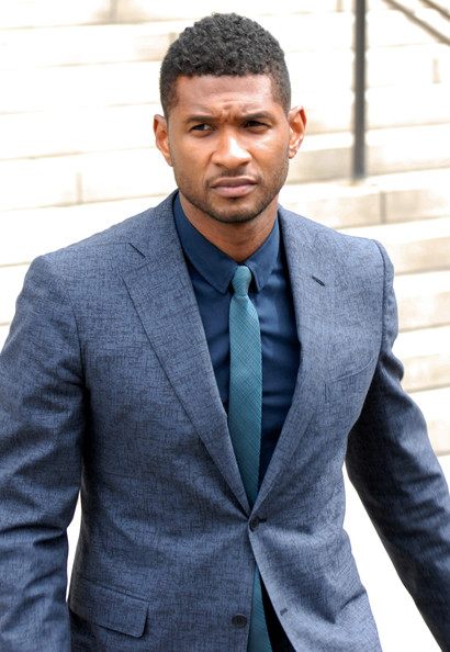 Usher Haircut  How To Style Hair Like Usher  AtoZ
