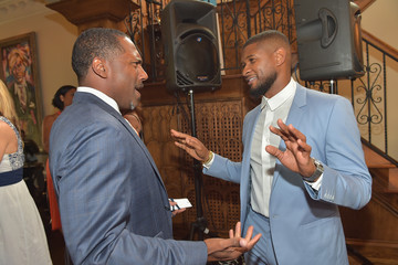 Usher 'Usher's New Look United to Ignite Awards' Exclusive VIP Reception