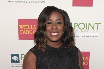 Uzo Aduba Point Honors Gala Honoring Uzo Aduba, Dustin Lance Black and Thomas Roberts - Arrivals