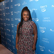 Uzo Aduba EMILY's List Brunch and Panel Discussion