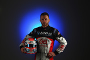 Dale Wood driver of the #21 Team GB Galvanizing Holden poses during the 2015 V8 Supercars Enduro pairing portrait session at Sandown International Motor Raceway on September 10, 2015 in Melbourne, Australia.