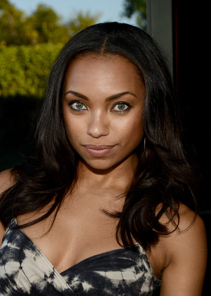 Logan Browning actress