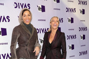 """(L-R) Television personalities Nicole Murphy and Jessica Canseco attend """"VH1 Divas"""" 2012 at The Shrine Auditorium on December 16, 2012 in Los Angeles, California."""