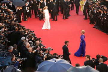 Vahina Giocante Arrivals at the Cannes Opening Ceremony — Part 5