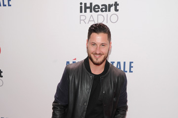 Val Chmerkovskiy Press Room at the Z100's Jingle Ball