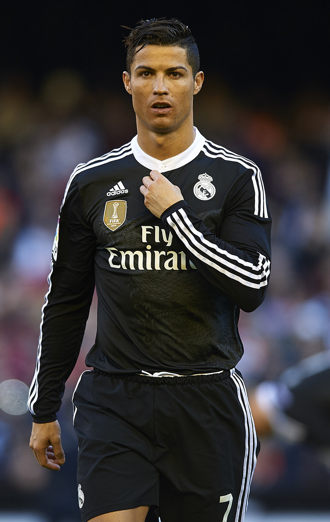 the latest 79dbb 486bf Cristiano Ronaldo Photos Photos - Valencia CF v Real Madrid ...
