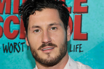 Valentin Chmerkovskiy Los Angeles Red Carpet Screening of 'Middle School: The Worst Years of My Life'
