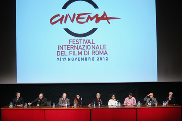 Valentina Cervi P.J Hogan Juries And Marco Mueller Meet The Audience - The 7th Rome Film Festival