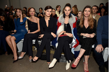 Valentina Micchetti Chiara Boni La Petite Robe - Front Row - February 2018 - New York Fashion Week: The Shows