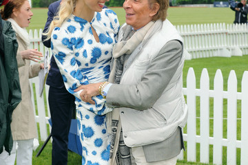 Valentino Garavani Celebs at the Sentebale Royal Salute Polo Cup — Part 4