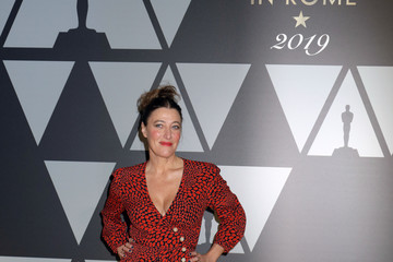 Valeria Bruni-Tedeschi Academy Of Motion Picture, Arts And Sciences, And Istituto Luce - Cinecittà Event