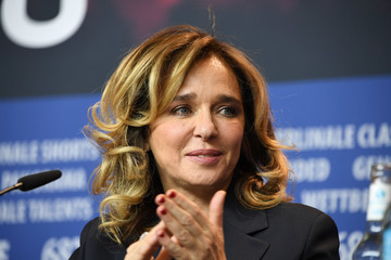Valeria Golino 'Daughter of Mine' Press Conference - 68th Berlinale International Film Festival