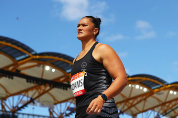 Valerie Adams Athletics - Commonwealth Games Day 8