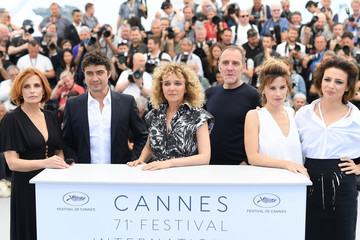 Valerio Mastandrea 'Euforia' Photocall - The 71st Annual Cannes Film Festival