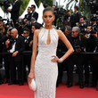 Valery Kaufman 'Once Upon A Time In Hollywood' Red Carpet - The 72nd Annual Cannes Film Festival