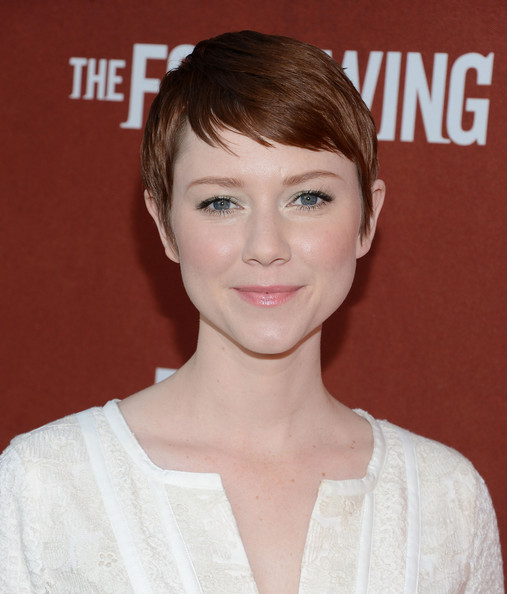 Valorie Curry Pictures - 'The Following' Screening in