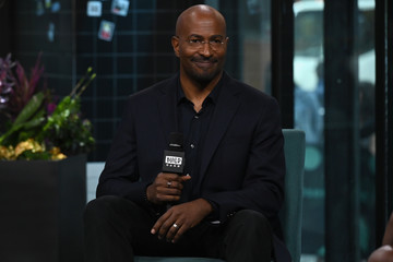 Van Jones Celebrities Visit Build - April 23, 2019