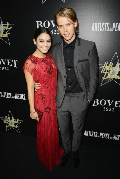 Vanessa Hudgens and Austin Butler Vanessa+Hudgens+7th+Annual+Hollywood+Domino+pxxeHImPeGsl