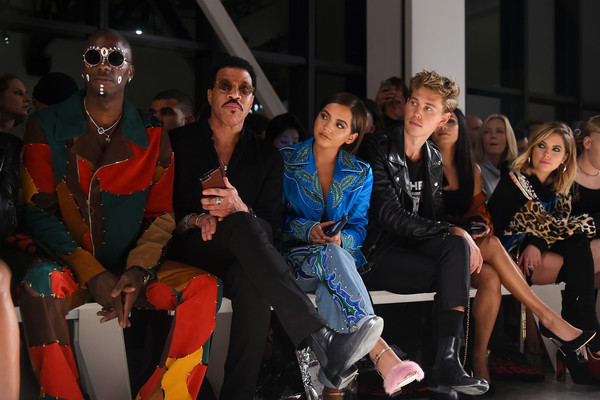 Jeremy Scott - Front Row - September 2017 - New York Fashion Week: The Shows