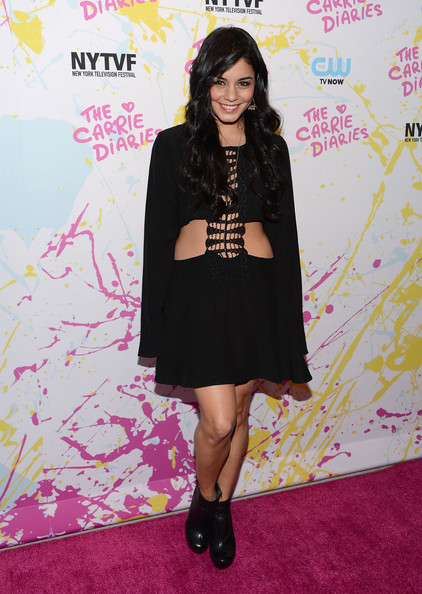 "Vanessa Hudgens - ""The Carrie Diaries"" Premiere - Opening Night - 2012 New York Television Festival"
