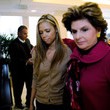 Vanessa Lopez Vanessa Lopez And Gloria Allred Press Conference Against Shaquille O'Neil