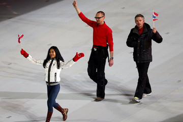Vanessa Mae Winter Olympic Games Opening Ceremony