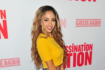 Vanessa Morgan Premiere Of Neon And Refinery29's 'Assassination Nation' - Arrivals