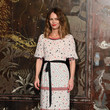 Vanessa Paradis Chanel Metiers D'Art 2019-2020 : Photocall At Le Grand Palais