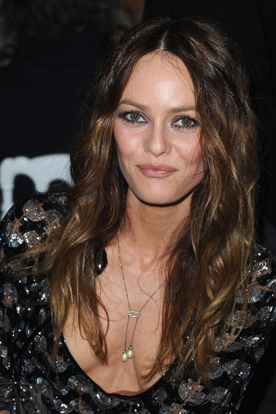 Vanessa Paradis Vanessa Paradis attends the Sidaction Gala Dinner 2012 ... Vanessa Paradis