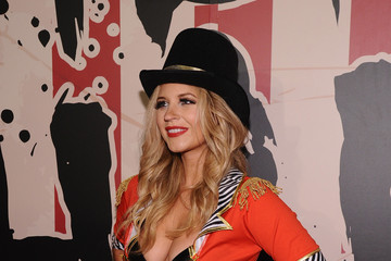 Vanessa Ray Moto X Presents Heidi Klum's 15th Annual Halloween Party Sponsored By SVEDKA Vodka At TAO Downtown - Arrivals
