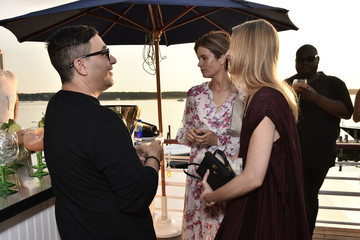 Vanessa Traina Rachel Zoe Collection Summer Dinner At Moby's East Hampton