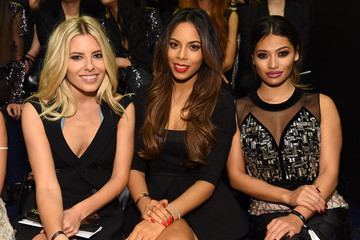 Vanessa White Victoria's Secret Fashion Show Reception