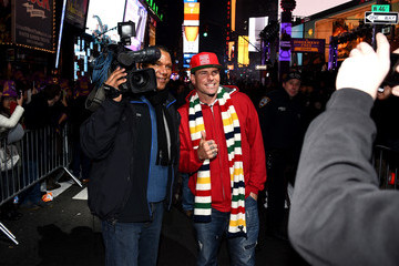 Vanilla Ice New Year's Eve 2016 in Times Square