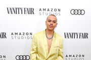 Evan Ross attends Vanity Fair, Amazon Studios and Audi Celebrate The 2020 Awards Season at San Vicente Bungalows on January 04, 2020 in West Hollywood, California.