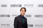 Kieran Culkin attends Vanity Fair, Amazon Studios and Audi Celebrate The 2020 Awards Season at San Vicente Bungalows on January 04, 2020 in West Hollywood, California.