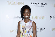 Actress Adepero Oduye attends the Annie Leibovitz Book Launch presented by Vanity Fair, Leon Max and Benedikt Taschen during Vanity Fair Campaign Hollywood at Chateau Marmont on February 26, 2014 in Los Angeles, California.