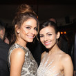 Maria Menounos Victoria Justice Photos