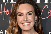 Elizabeth Chambers attends Vanity Fair: Hollywood Calling - The Stars, The Parties and The Power Brokers at Annenberg Space For Photography on February 04, 2020 in Century City, California.