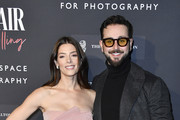 (L-R) Ashley Greene and Paul Khoury attend Vanity Fair: Hollywood Calling - The Stars, The Parties and The Power Brokers at Annenberg Space For Photography on February 04, 2020 in Century City, California.